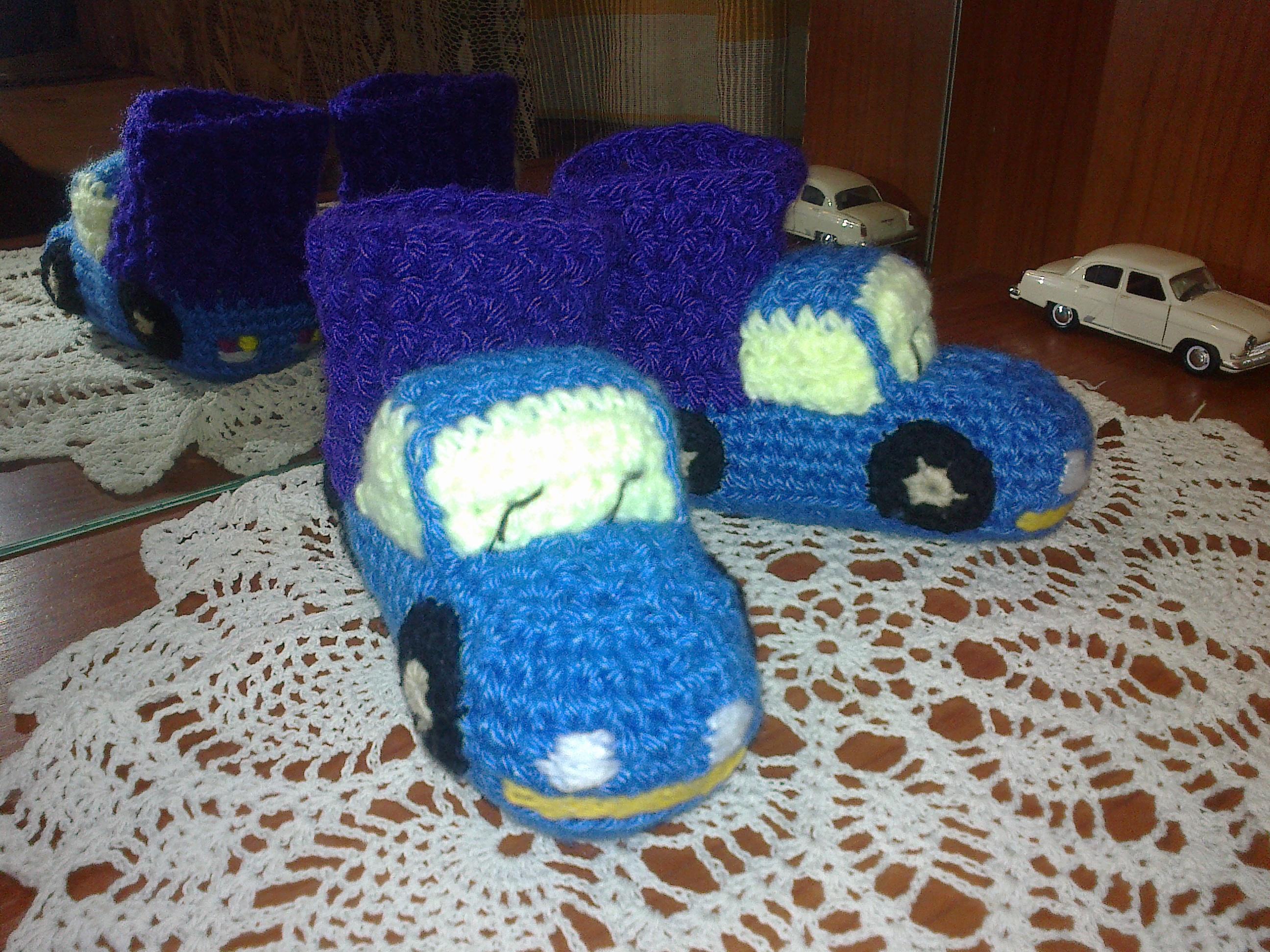Машинка для вязания пинеток